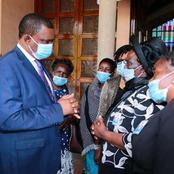 Uhuru Allies Reject Coronation Of Justin Muturi As Mt Kenya Spokesperson Giving Him This Title