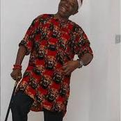 Nollywood actor celebrate his 65th birthday see what he said on clocking 65
