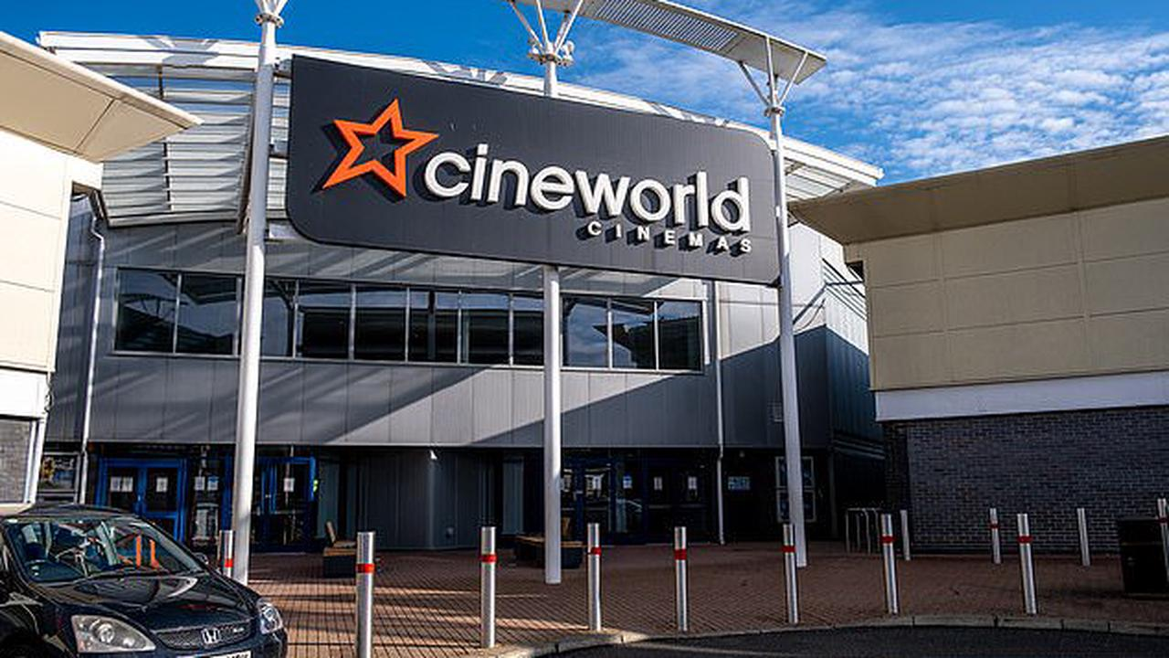 UPDATE 1-Cineworld shareholders back plan to temporarily suspend borrowing limit