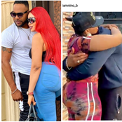 Reactions As Nollywood Actor Bolanle Ninalowo Shares Loved-Up Video With His Beautiful Wife