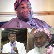 Dele Momodu Breaks Silence! See What He Said Will Happen If Adeboye Visits Bandits Like Sheikh Gumi