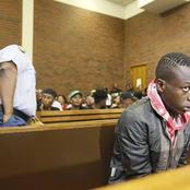 A Zimbabwean man sentenced to death for filming rapping an 8 year old. See him in court