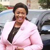 """Continue Preaching Water and Drinking Wine!"" Kenyans Tell Cate Waruguru After Posting This"