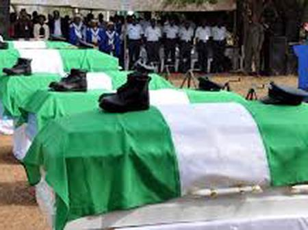 NAF Crash Victims Laid To Rest In Abuja