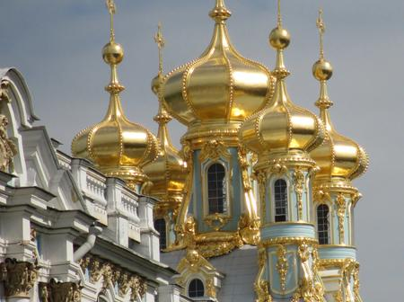 5 Buildings That Are Literally Made From Gold From All Around The World