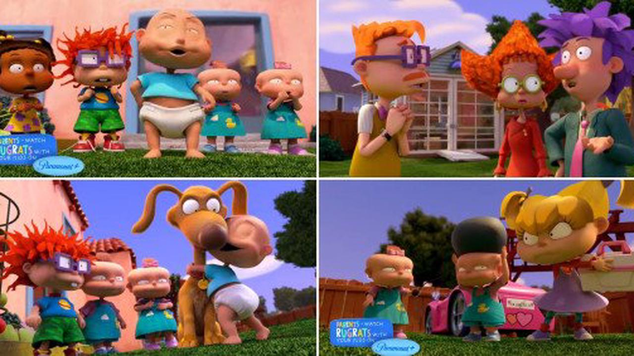 Rugrats: This new trailer is the first look at the CGI remake from Paramount+