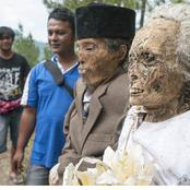 Toraja, The People Who Live With Their Dead Relatives
