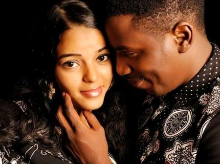 See Beautiful Photos Of Nigerian Actor And His Lovely Wife (Photos)