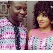 Afeez Owo Celebrates His Wife Mide Martins On Her Birthday