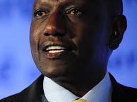 Reactions As DP Ruto Posts Condolence Message, Mourns Over The Passing On Of Ibrahim Ahmed