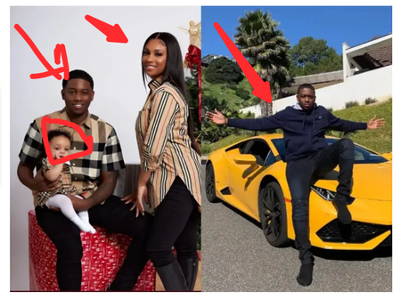 More Photos Of The Young Nigerian Millionaire Who Allegedly Discovered That