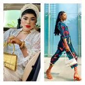 Bobyrisky Vs James Brown: Who Deserves To Be Crowned The Queen Of Fashion?