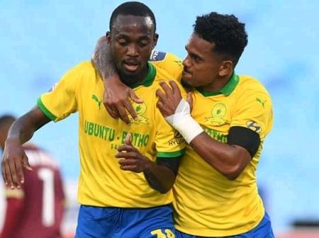 Egyptian giants show interest in signing another Mamelodi Sundowns attacker
