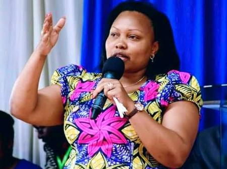 Millicent Omanga Rules Out a Ruto-Raila Alliance For 2022
