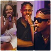 19 Photos From Party Vee Hosted And Celebrities Who Attended The Event