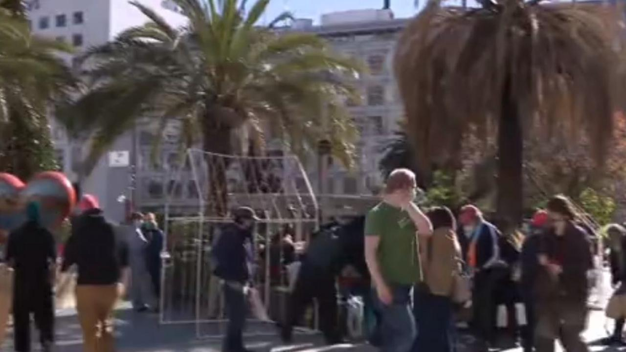 San Francisco Housing Advocates Protest Scaling Back Homeless Sheltering Program