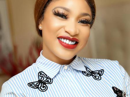 Tonto Dikeh Laments The Plight of Being Celibate, Says She Miss Having Sex