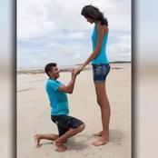 Remember The Tallest Girl in The World, See Photos of Her Husband and Son