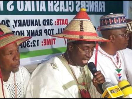 If Nigeria is Divided Today, Fulani Herdmen Won't Be at A Disadvantage - Miyetti Allah Says