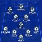 Manutd seem to have regained back their form but here is the lineup Chelsea could use to thrash them