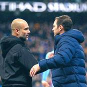Is Pep Guardiola trying to mock Lampard? Check out what he said after Lampard got sacked