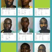 Check If You Will See Your Friend As Imo State Releases Photos Of Escaped Prisoners
