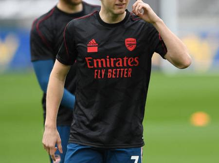 Arteta: Tierney's type of Character is what we need at Arsenal
