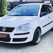 The most Expensive Second Hand Polo vivo that shock the whole Mzansi(read this)
