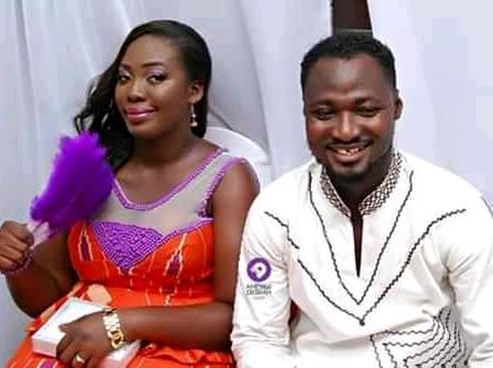 Check Out The Ex-wives Of Abeiku Santana, Duncan Williams, Funny Face And Osebo