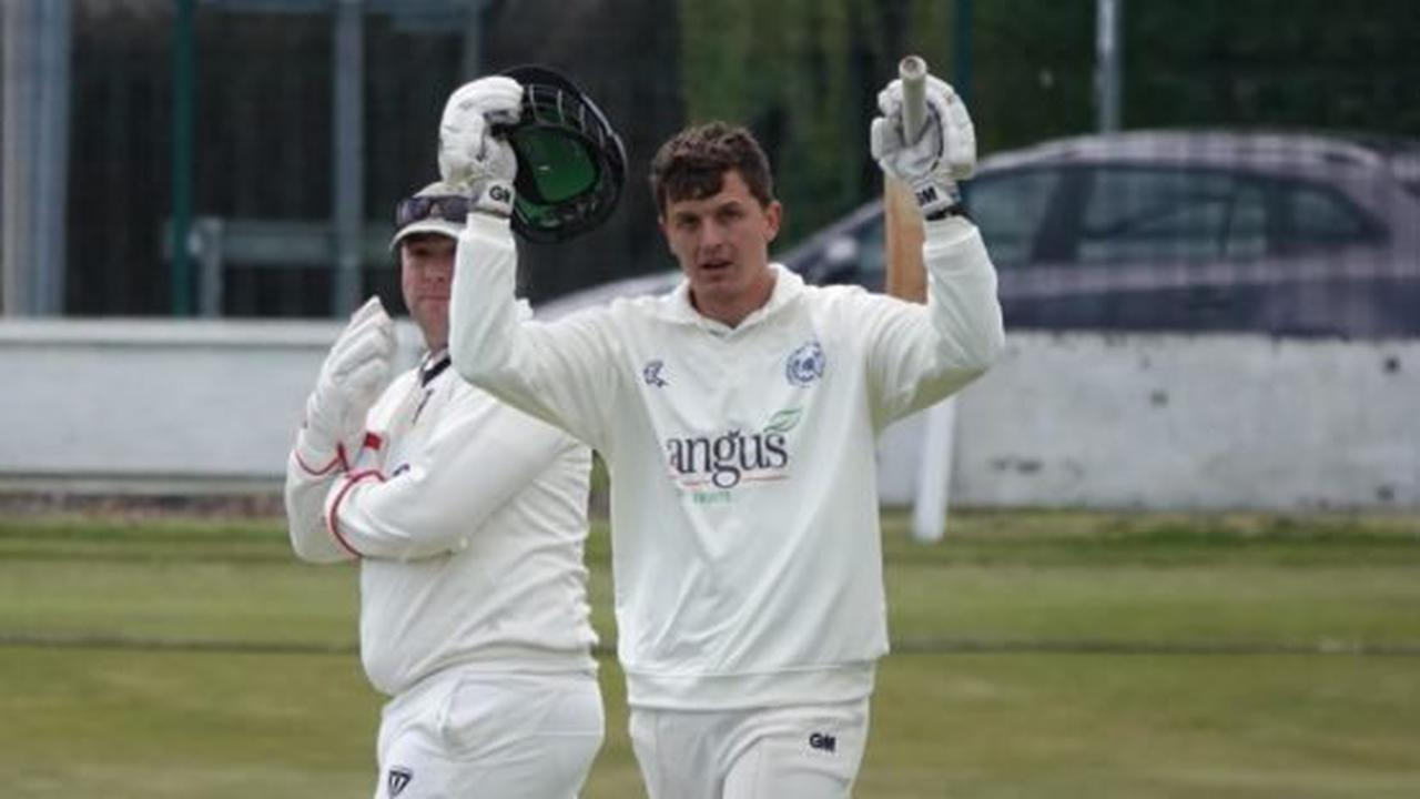 Former Arbroath cricketer Wihan Lubbe determined to grab international chance with South Africa