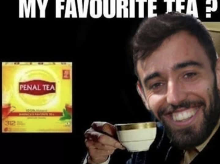 Funny memes of Bruno Fernandes, Maguire and lindelof after Manchester United's Europa League defeat