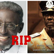 The Nollywood Actor That Died On Wednesday, See The Movie He Starred In That Won Him An Award