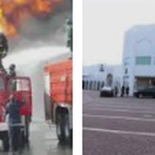 Mixed Reactions as Fire Breaks Out in Aso Rock