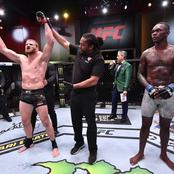 After Jan Blachowicz Defected Nigeria-Born Israel Adesanya, See What He Said That Sparked Reactions