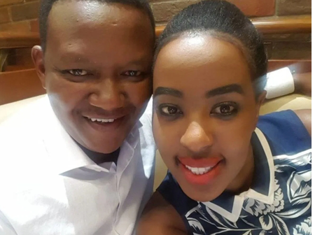 Woman who is claiming Alfred Mutua 'impregnated' and dumped her (SCREENSHOTS)