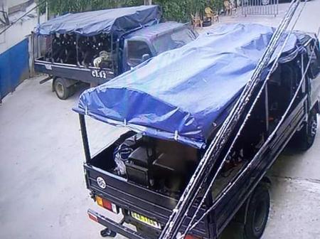 Forte présence policière signalée chez Mabri et chez Affi Nguessan ce jeudi 05 Novembre