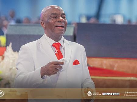 Bishop David Oyedepo Releases New Prophetic Words Today, Check Out What He Said That Will Happen.