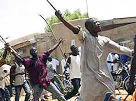 Angry Youths Beat Man To Death For Shooting Three Men, Kill Two At A Betting Shop In Imo