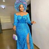 20 Coolest Blue Aso-Ebi Dress Ideas You Will Love