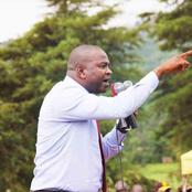 Rashid Echesa Slaps a Returning Officer in Matungu for Chasing out UDA Agents