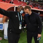Pitso Mosimane sends a Message to Bayern Munich Boss