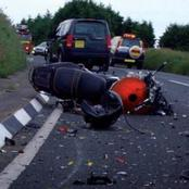 Bodaboda Driver And His Passenger Dies In A Fatal Road Accident
