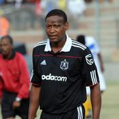 Orlando Pirates Legend Regains Partial Sight After Blindness.
