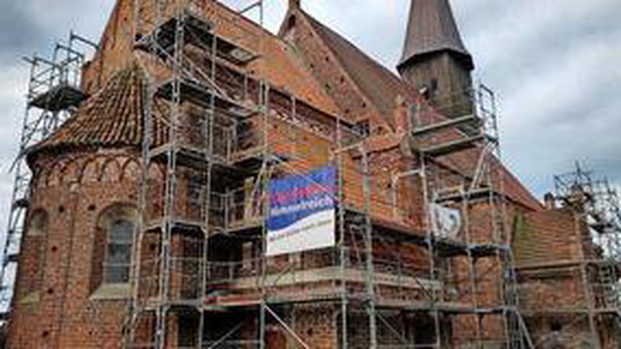 Gotteshäuser saniert: Geldsegen für Kirchen auf Rügen