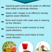 Ladies quickly see how to treat yeast infection at home.