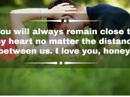 With less than 24hours to valentine's day, check out heart melting messages to send to your partner