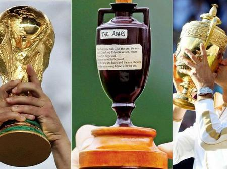 Top 5 Most Iconic Trophies Across Different Sports