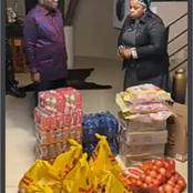 See what Dudu Myeni brought for Zuma at Nkandla