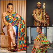 Check out the outfits these celebrities wore to celebrate Ghana Independence, who rocked it betters?