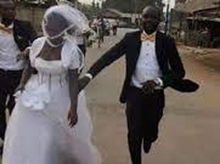 Disgracing Wedding: Groom Walks Out Of Wedding, Says He Planned To Disgrace Bride 10 Years Ago.